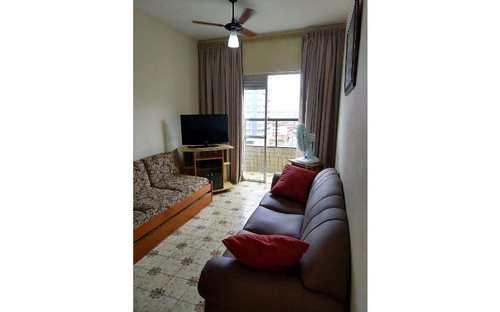 Apartamento, código 4296 em Praia Grande, bairro Aviação