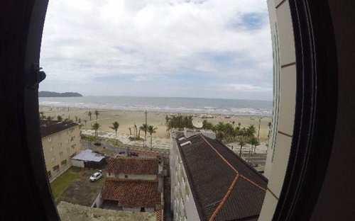 Apartamento, código 4293 em Praia Grande, bairro Guilhermina