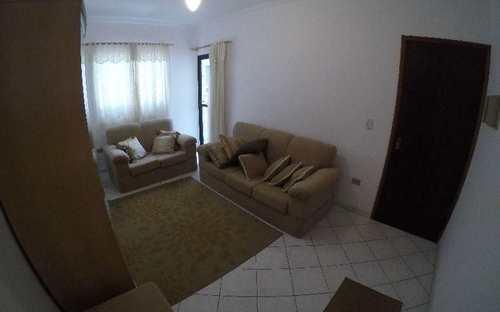 Apartamento, código 4257 em Praia Grande, bairro Tupi