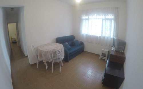 Apartamento, código 4236 em Praia Grande, bairro Guilhermina