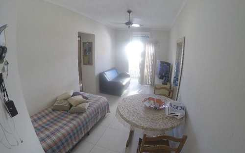 Apartamento, código 4212 em Praia Grande, bairro Aviação