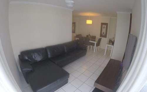 Apartamento, código 4201 em Praia Grande, bairro Caiçara
