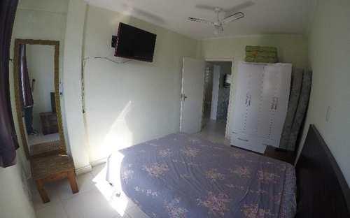 Apartamento, código 4258 em Praia Grande, bairro Guilhermina