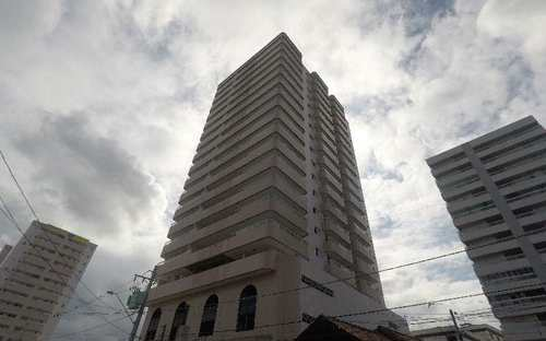 Apartamento, código 4198 em Praia Grande, bairro Aviação