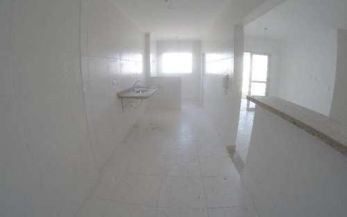 Apartamento, código 4186 em Praia Grande, bairro Guilhermina