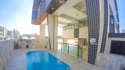 Apartamento, código 4175 em Praia Grande, bairro Aviação