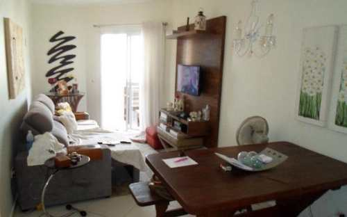Apartamento, código 4177 em Praia Grande, bairro Aviação