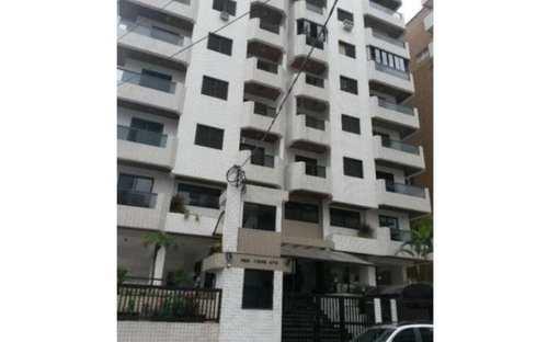Apartamento, código 4137 em Praia Grande, bairro Guilhermina