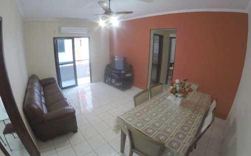 Apartamento, código 4154 em Praia Grande, bairro Guilhermina