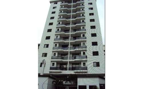 Apartamento, código 4132 em Praia Grande, bairro Guilhermina