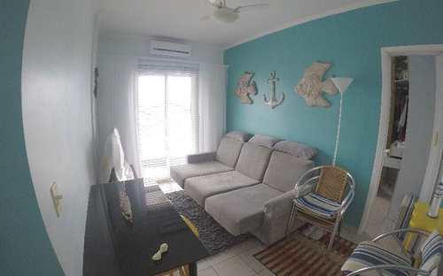 Apartamento, código 4109 em Praia Grande, bairro Aviação