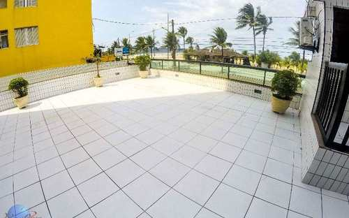 Apartamento, código 4108 em Praia Grande, bairro Guilhermina