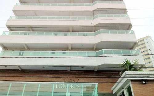 Apartamento, código 4051 em Praia Grande, bairro Guilhermina