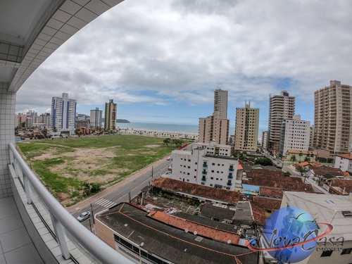 Apartamento, código 4050 em Praia Grande, bairro Aviação