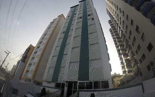 Apartamento, código 4261 em Praia Grande, bairro Guilhermina