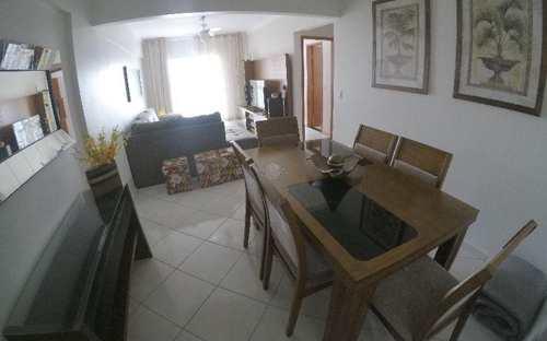 Apartamento, código 4007 em Praia Grande, bairro Guilhermina