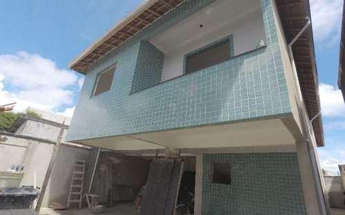 Casa de Condomínio, código 3993 em Praia Grande, bairro Antártica