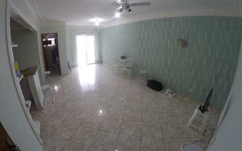 Apartamento, código 3989 em Praia Grande, bairro Ocian