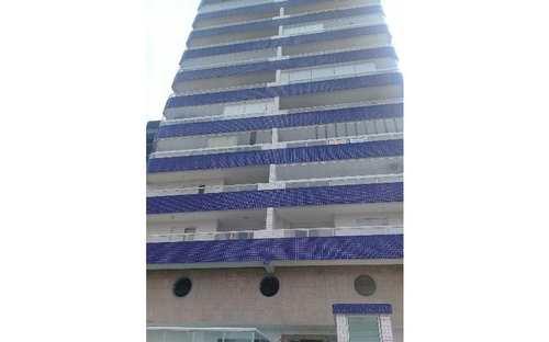 Apartamento, código 4052 em Praia Grande, bairro Aviação