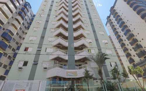Apartamento, código 3964 em Praia Grande, bairro Aviação
