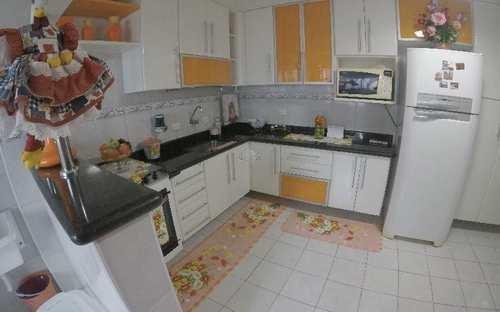 Apartamento, código 3940 em Praia Grande, bairro Guilhermina