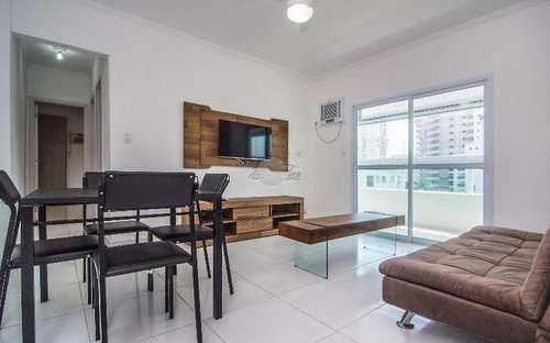 Apartamento, código 3859 em Praia Grande, bairro Caiçara