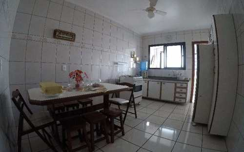 Apartamento, código 3847 em Praia Grande, bairro Guilhermina