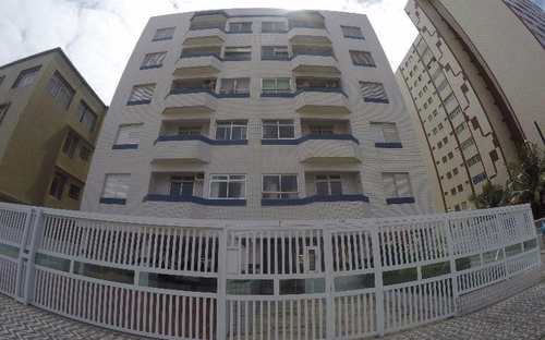Apartamento, código 3801 em Praia Grande, bairro Guilhermina