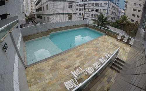 Apartamento, código 3791 em Praia Grande, bairro Tupi