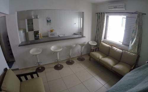 Apartamento, código 3779 em Praia Grande, bairro Guilhermina