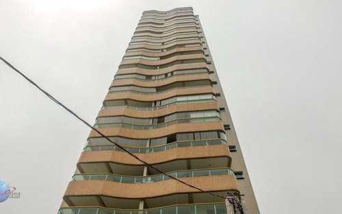 Apartamento, código 3762 em Praia Grande, bairro Aviação