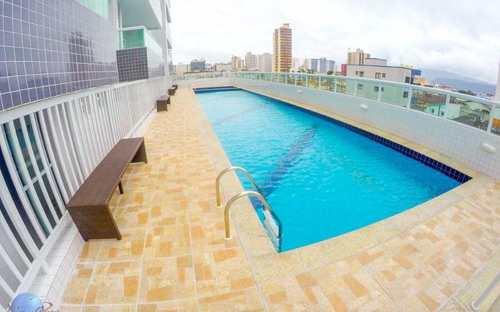 Apartamento, código 3740 em Praia Grande, bairro Ocian