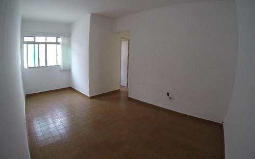 Apartamento, código 3722 em Praia Grande, bairro Guilhermina