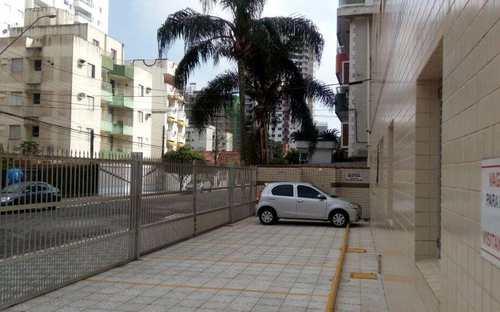 Kitnet, código 3712 em Praia Grande, bairro Canto do Forte