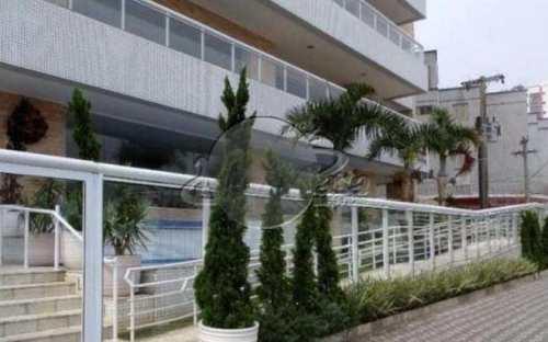Apartamento, código 3593 em Praia Grande, bairro Guilhermina