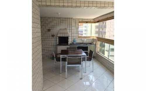 Apartamento, código 3512 em Praia Grande, bairro Aviação