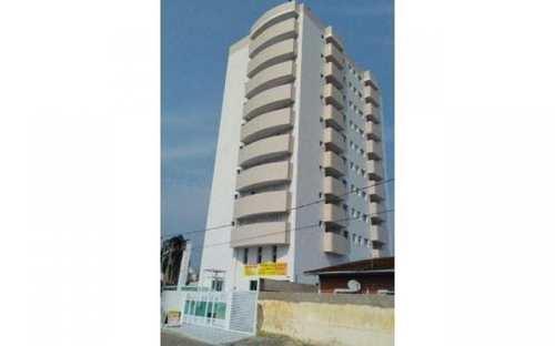 Apartamento, código 3495 em Praia Grande, bairro Guilhermina