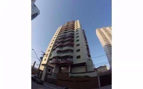 Apartamento, código 3490 em Praia Grande, bairro Aviação