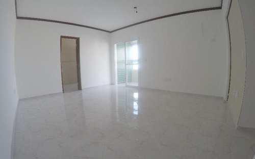 Apartamento, código 4301 em Praia Grande, bairro Guilhermina