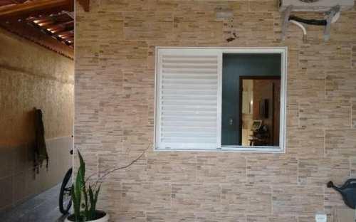 Casa, código 3400 em Praia Grande, bairro Antártica
