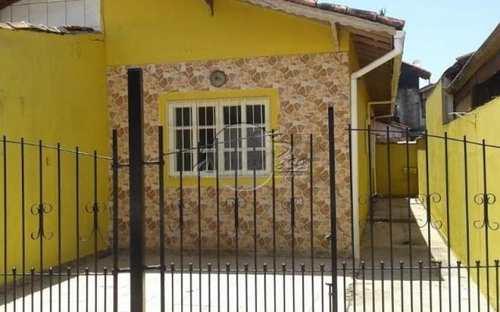 Casa, código 3377 em Praia Grande, bairro Maracanã