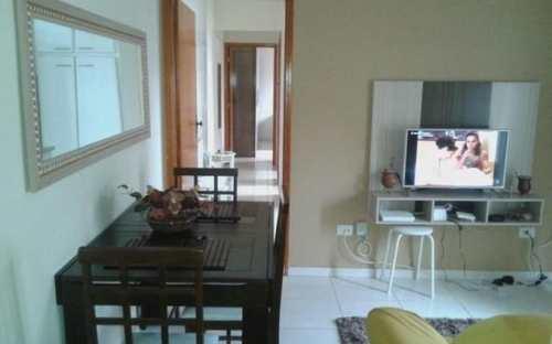 Apartamento, código 3334 em Praia Grande, bairro Guilhermina