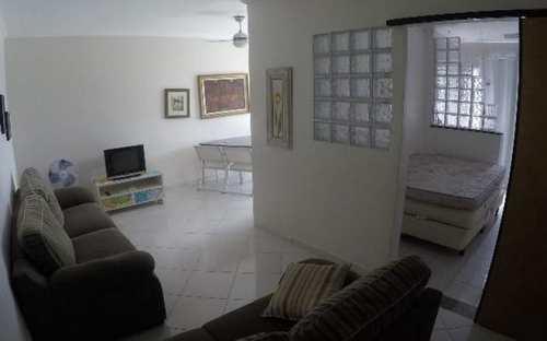 Apartamento, código 3329 em Praia Grande, bairro Aviação