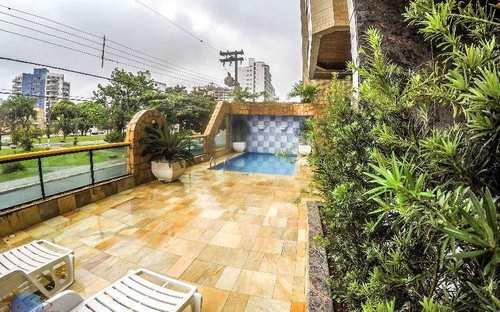 Apartamento, código 3258 em Praia Grande, bairro Caiçara