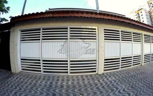 Casa, código 3214 em Praia Grande, bairro Tupi