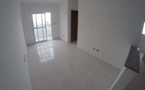 Apartamento, código 3193 em Praia Grande, bairro Ocian