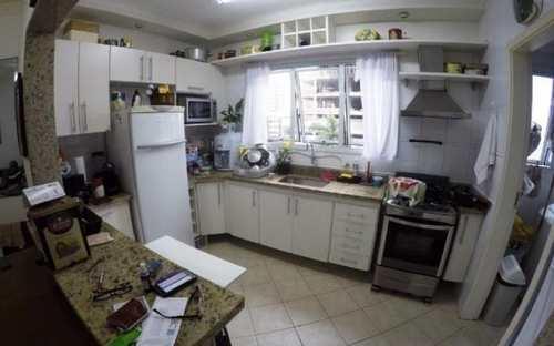 Apartamento, código 3191 em Praia Grande, bairro Canto do Forte