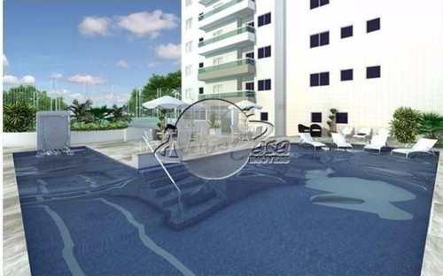 Apartamento, código 3144 em Praia Grande, bairro Guilhermina