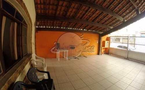 Casa, código 3105 em Praia Grande, bairro Guilhermina