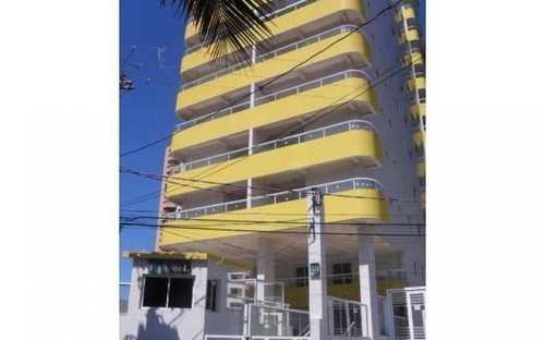Apartamento, código 3080 em Praia Grande, bairro Mirim